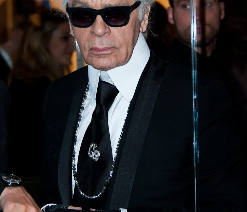 Lagerfeld. Photo: adach @ Flickr