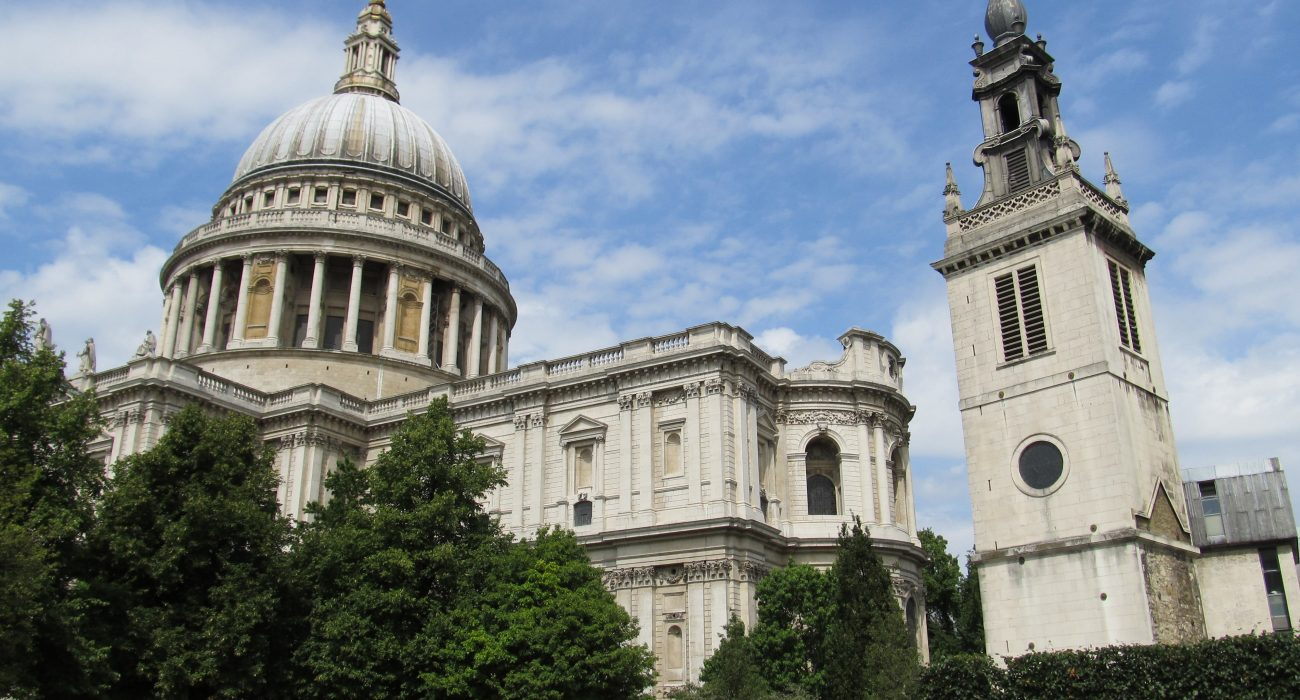 St. Paul's Cathedral, London: Photo - Jack Greeney