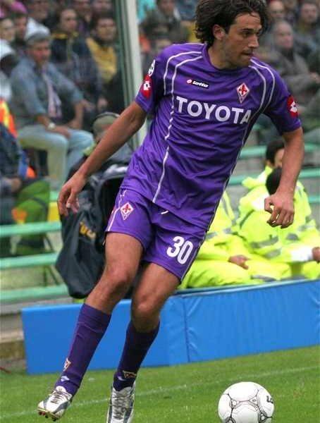 Luca Toni, Fiorentina. Photo: Wikimedia Commons
