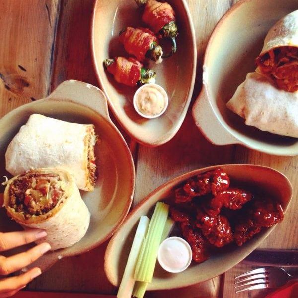 Burrito; Photo: Evangeline Katz