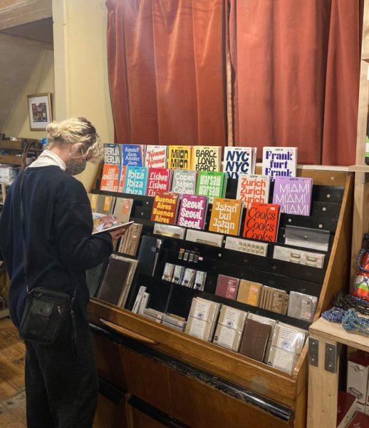 Photo of an independent bookshop