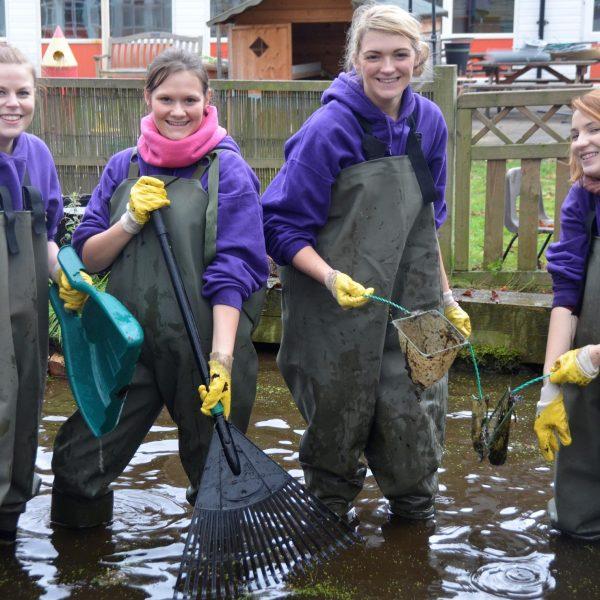 volunteering manchester