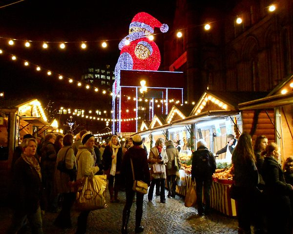 Christmas Markets (Image: David Dixon @ Geograph)