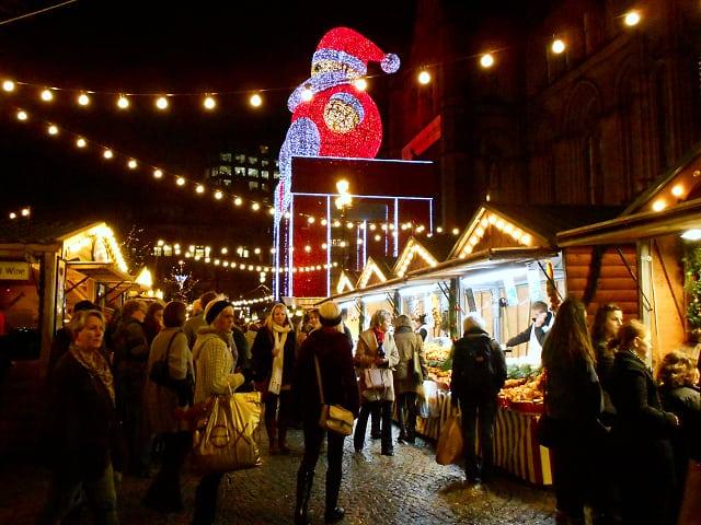 Christmas Markets (Image: David Dixon @ Geograph)