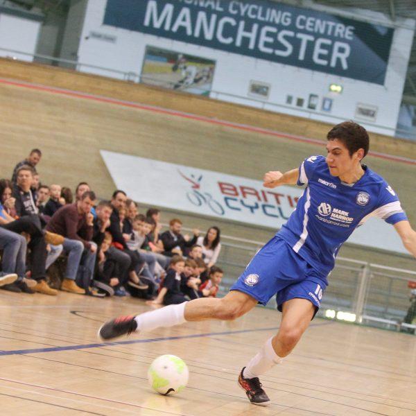 Photo: Manchester Futsal Club