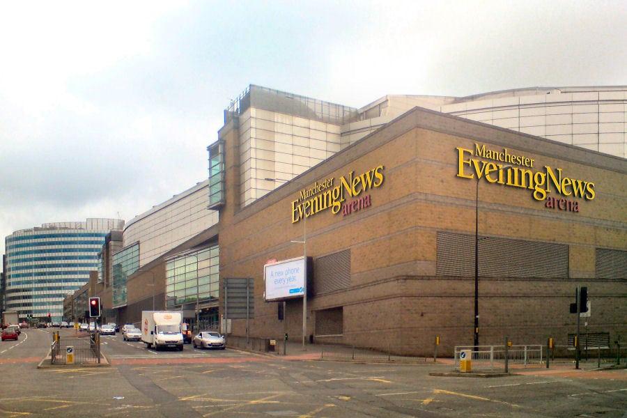 MEN Arena Photo Wikimedia Commons