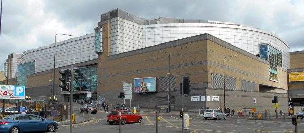 The Manchester Arena