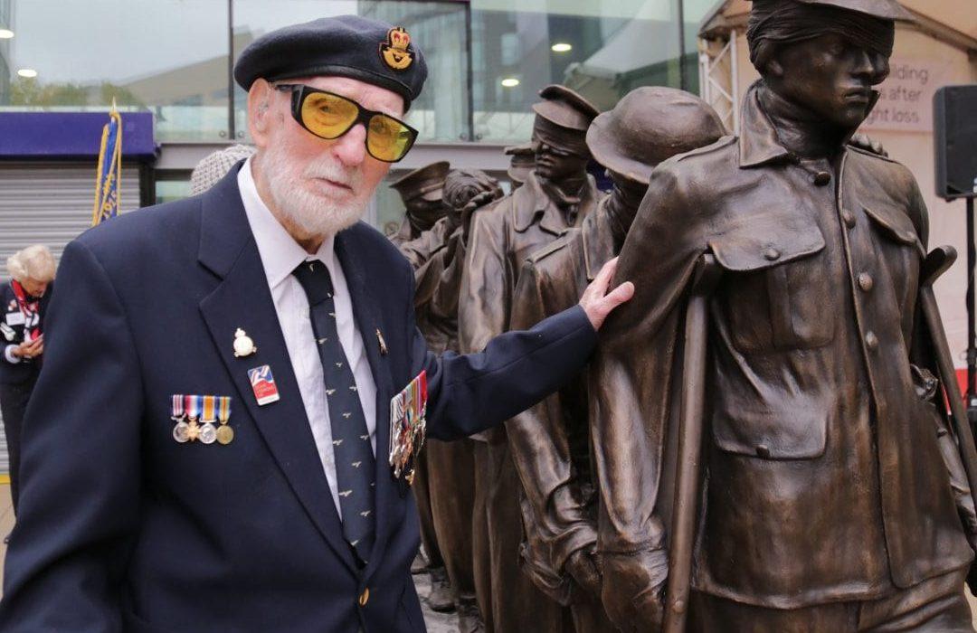 Photo: Blind Veterans UK