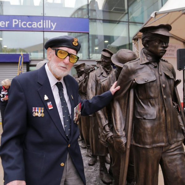 Photo: Blind Veterans UK