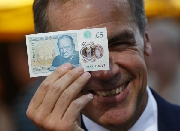 Photo: Bank of England @Flickr