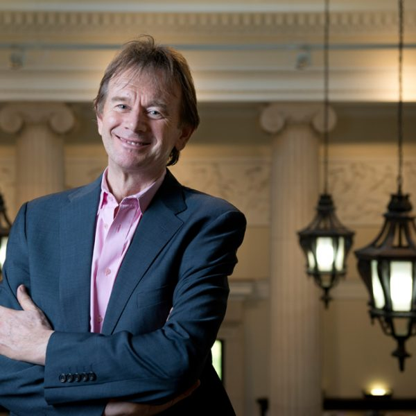 Historian Michael Wood will become Professor of Public History at the University in September. Photo: The University of Manchester