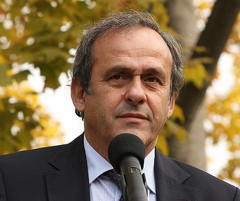 It is time for UEFA President Michel Platini to step up to racism. Photo: Wikimedia Commons