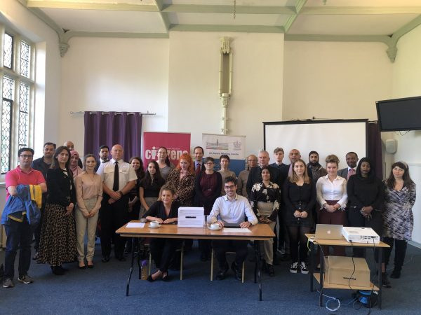 Law Commission of England of Wales - Manchester Hearing photo courtesy of Misogyny is Hate