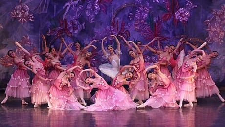 Photo Credit: Moscow City Ballet; The Nutcracker