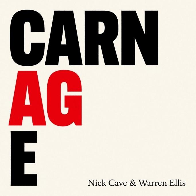 Cranage ALbum cover - Nick Cave and Warren Ellis
