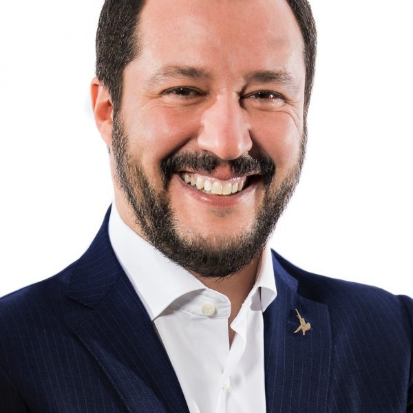 Salvini Photo: Nick.mon @ Wikimedia Commons