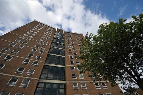 Rents are climbing even before the Fallowfield campus regeneration. They can only increase further. Photo: The Mancunion
