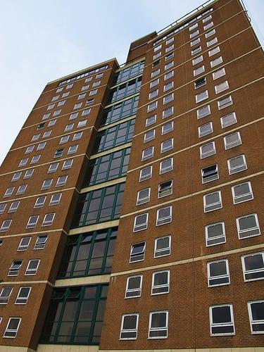 Owens Park Tower. Photo: The Mancunion