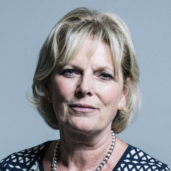 Anna Soubry official portrait Photo: Chris McAndrew @Wikimedia Commons