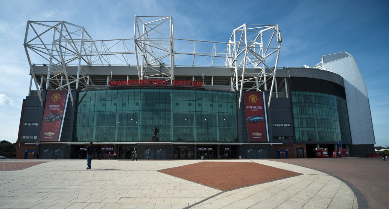 Old Trafford. Photo: Wikimedia Commons
