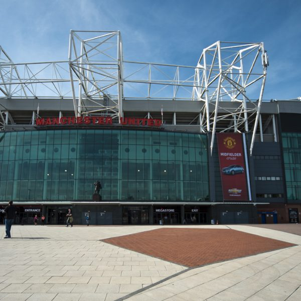 Photo: Old Trafford WikimediaCommons