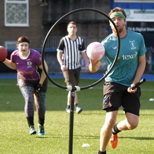 Photo: Jessica Cornelius @ Quidditch Premier League.