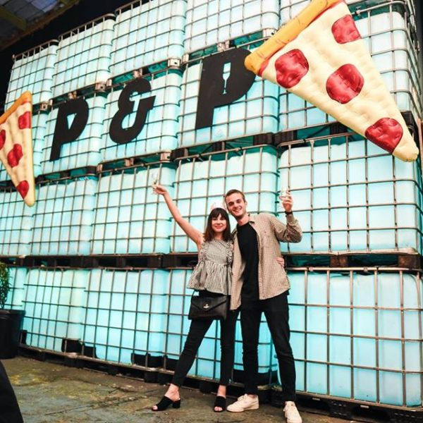 Photo: Pizza and Prosecco festival