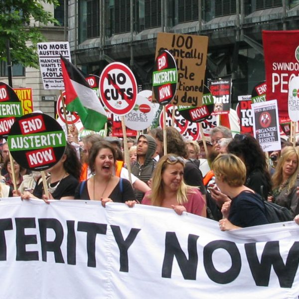 Photo: Peter Damian, People's assembly