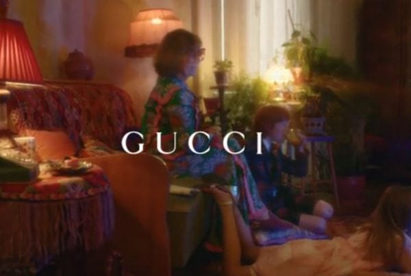 Petra Collins Gucci campaign Photo: Vimeo
