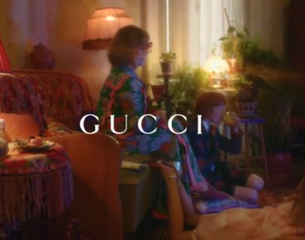 Petra Collins Gucci campaign Photo: Vimeo