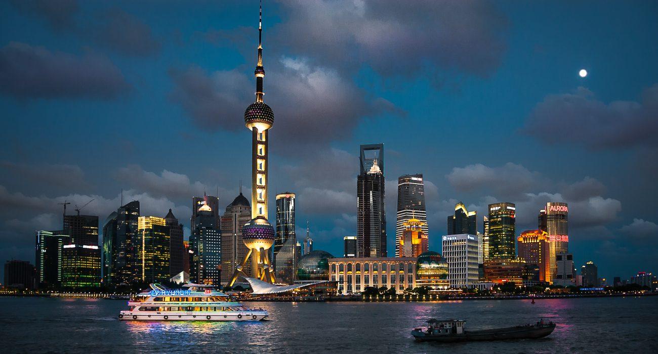 Photo: Shanghai Skyline - Bernd Thaller @Flickr