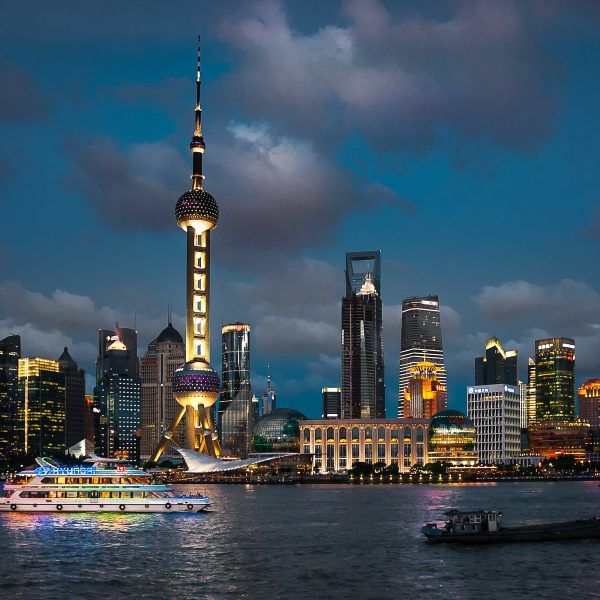 Photo: Shanghai Skyline - Bernd Thaller @Flickr