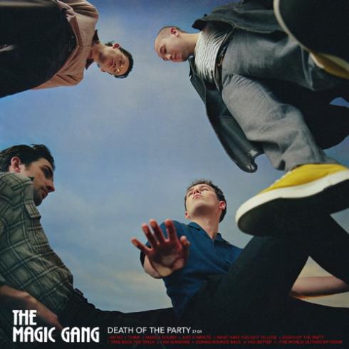 Photo: The Magic Gang @ Warner Records
