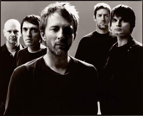 Photo credit: Radiohead's Facebook