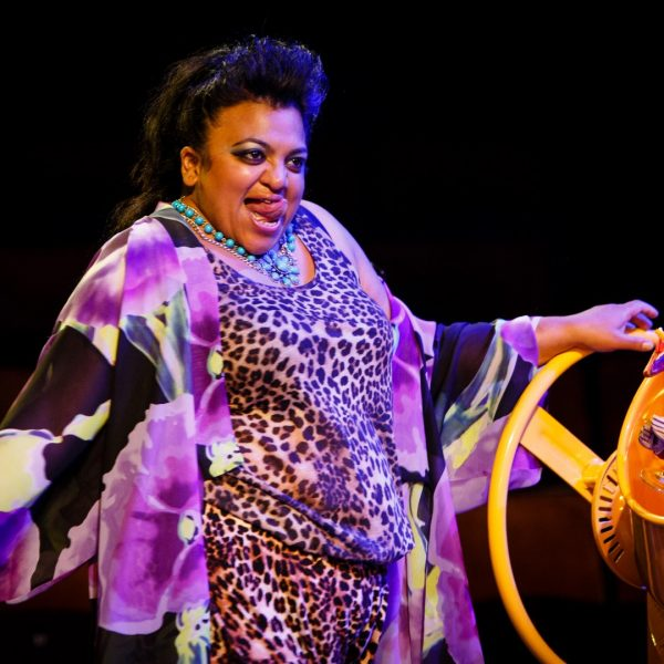 Rina Fatania in 'Dead Dog in a Suitcase (and other love stories)' Photo: Press shot
