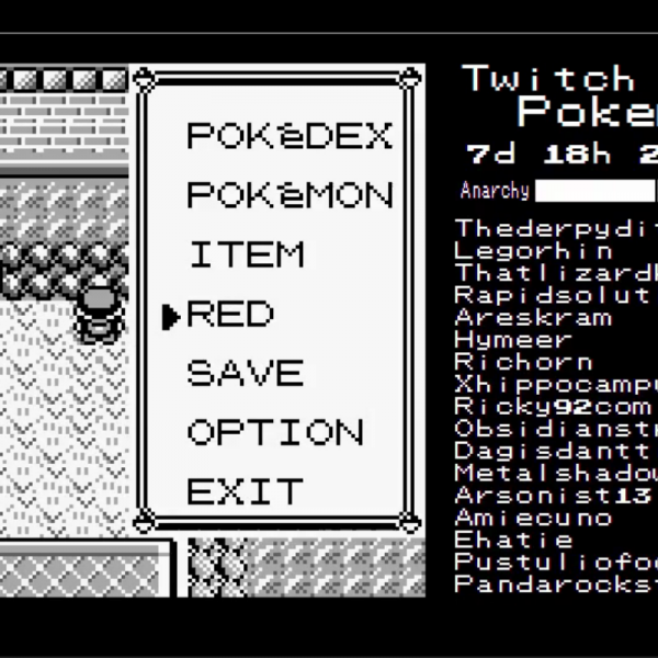 twitch plays pokemon Archives - The Mancunion