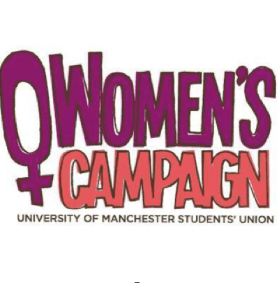 Women's Campaign. Photo: Manchester Students Union