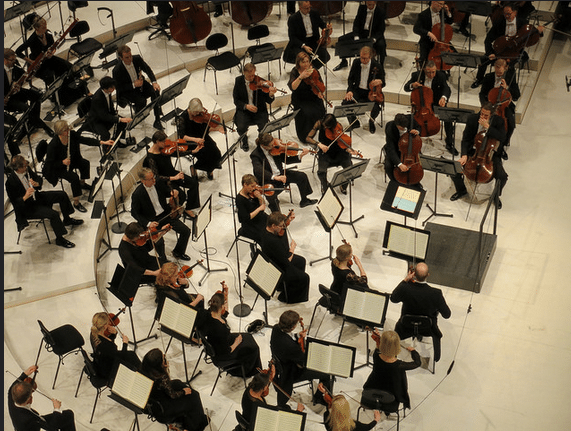 Not your average orchestra. Photo: Flickr.