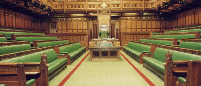 Photo: UKParliament @Flickr
