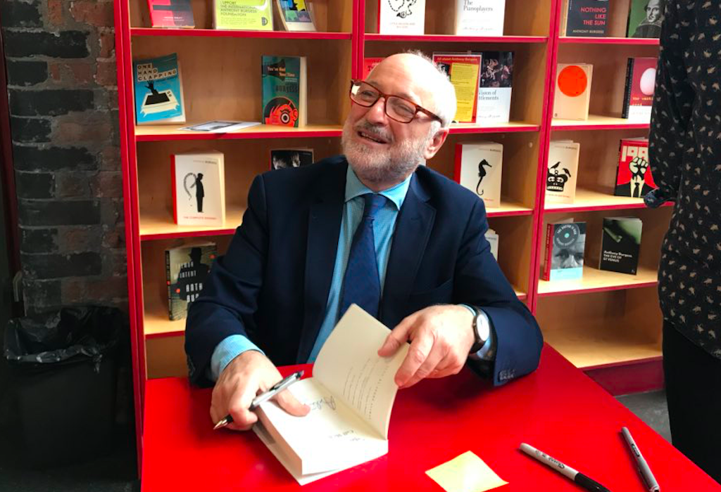Andre Aciman. Photo: The Mancunion.