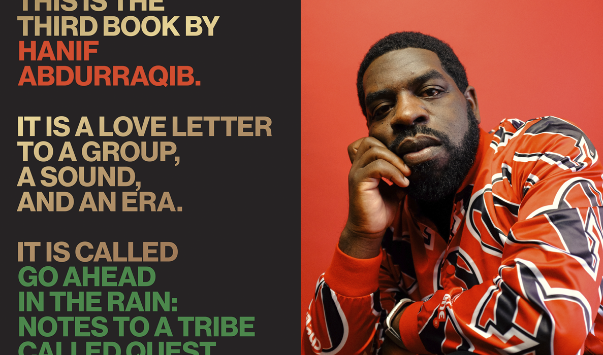 Photo: Hanif Abdurraqib by Kate Sweeney