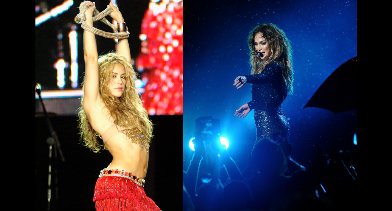 Jlo And Shakira Put The Super In Super Bowl The Mancunion