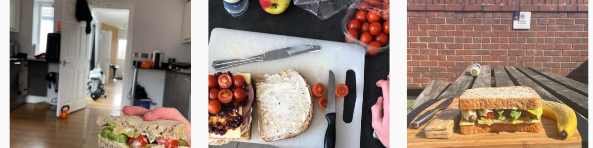 Pops Sarnies: A packed lunch with a conscience
