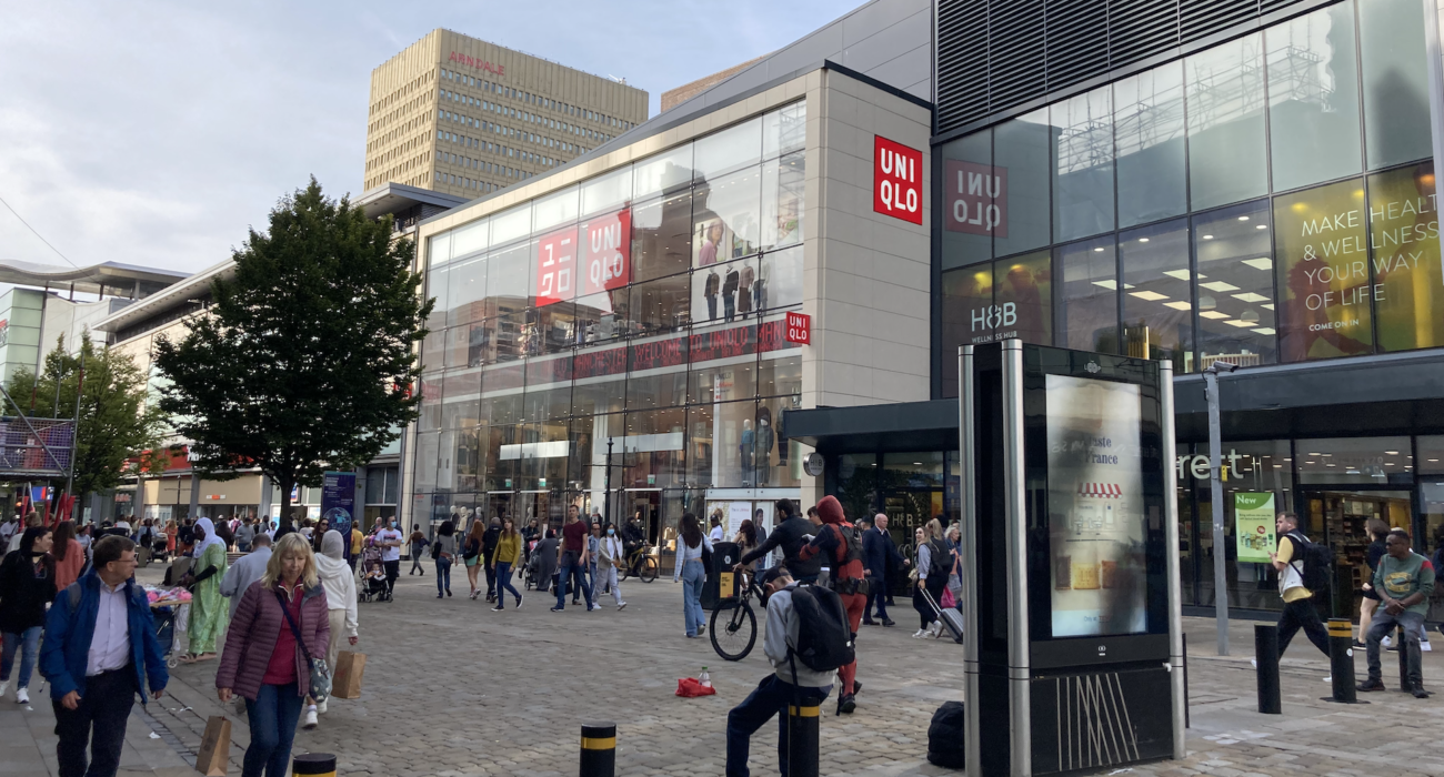 The best place to buy clothes in manchester