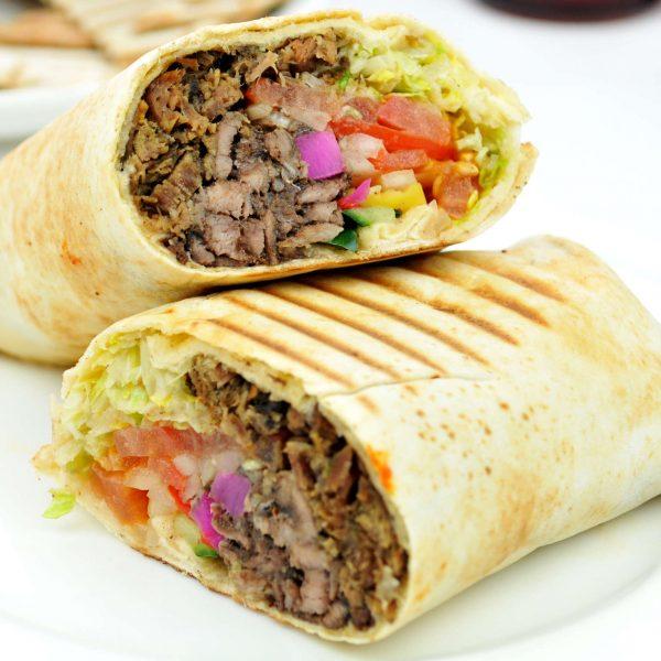 Shawarma Photo: Wikimedia Commons