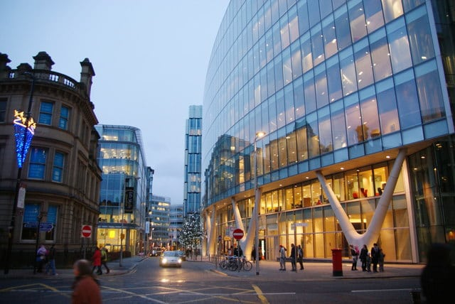 Spinningfields Royal Bank of Scotland geograph.org.uk