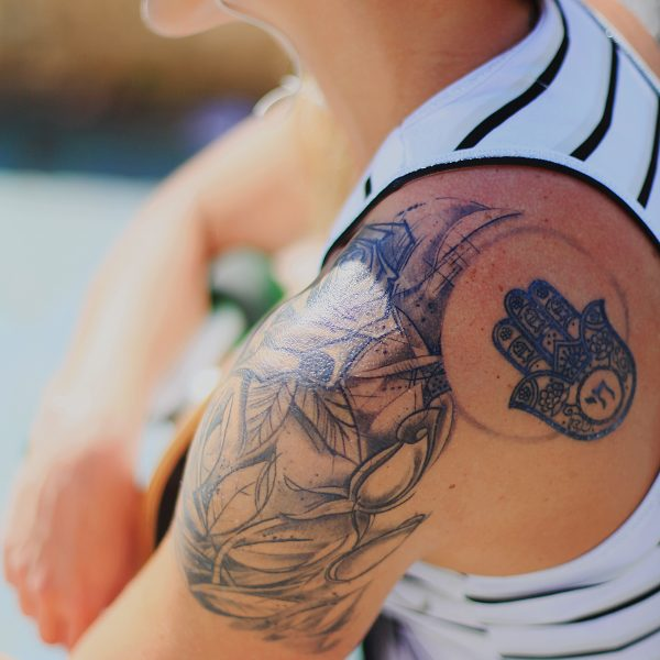 Tattoo photo: Silvana Carlos @Unsplash