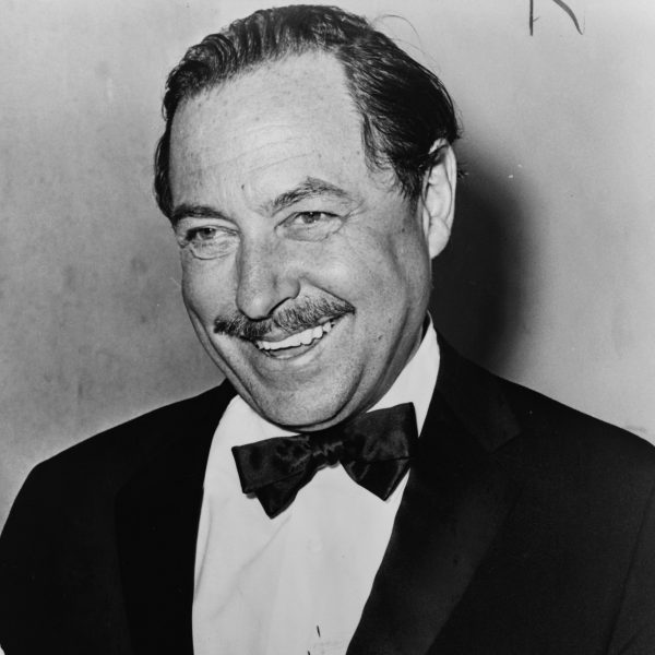 Tennessee Williams. Photo: Wikimedia Commons