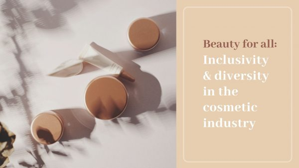 Inclusive makeup products