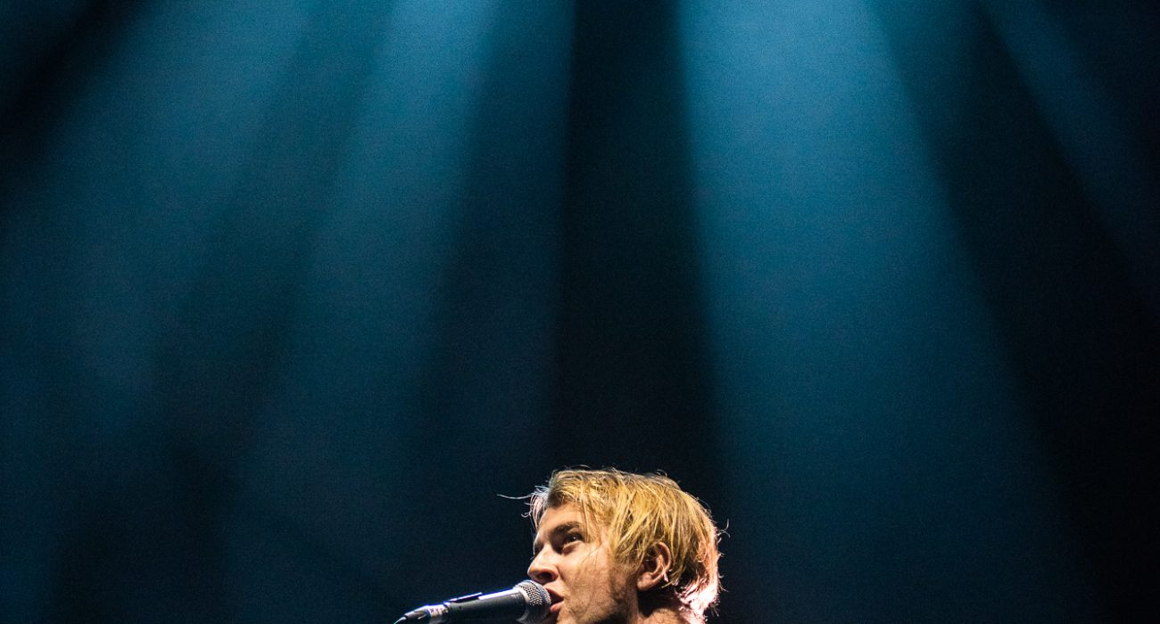 Tom Odell Photo: Olivia Blinn @ Mancunion